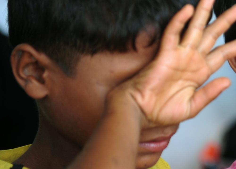 319123_Blu Radio // Niño llorando // Foto referencia: AFP