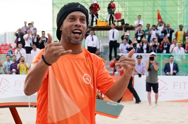 Canción de Ronaldinho