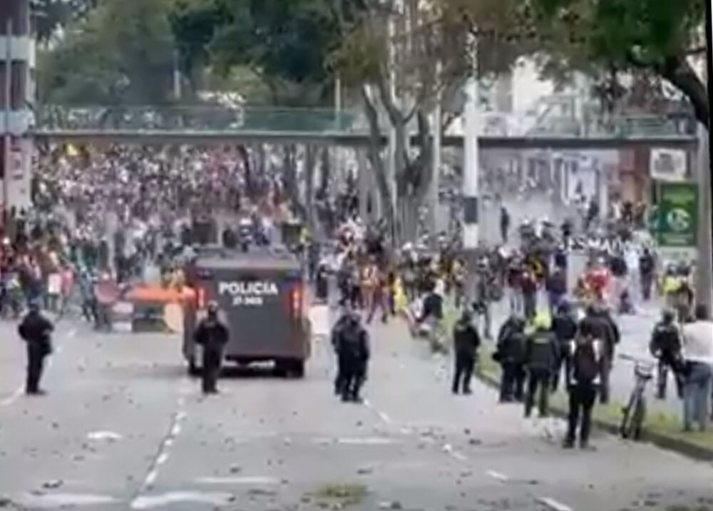manifestaciones en el centro de cali paro nacional.jpg