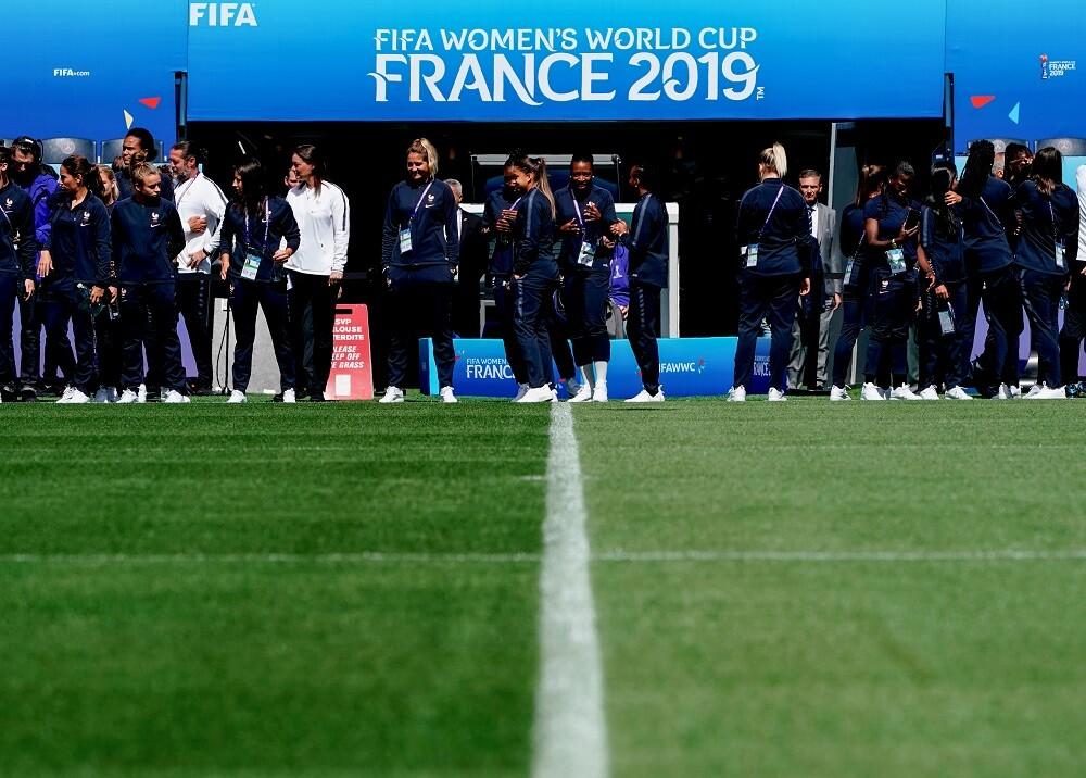 335670_BLU Radio. Mundial Femenino de Fútbol de Francia / Foto: AFP