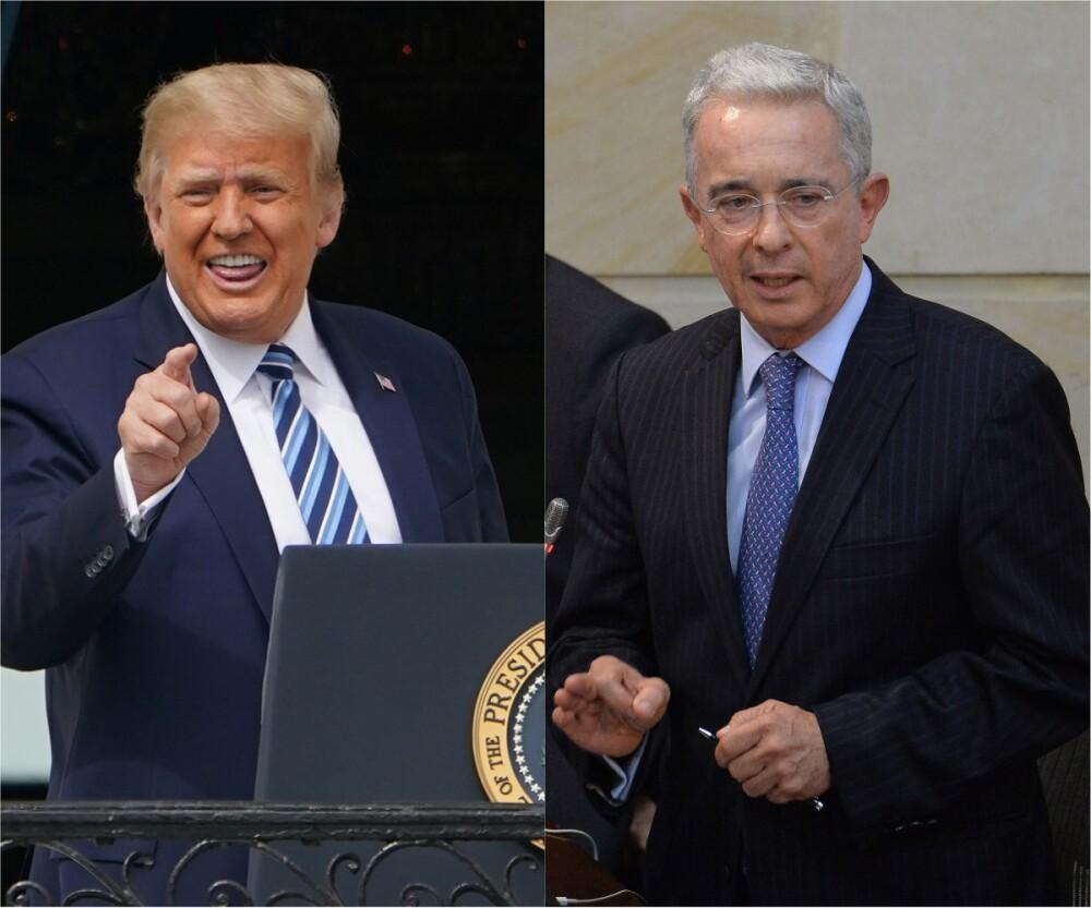 Trump - Uribe AFP.jpg