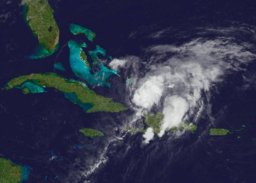372824_Huracán Isaías // Imagen: cyclocane.com