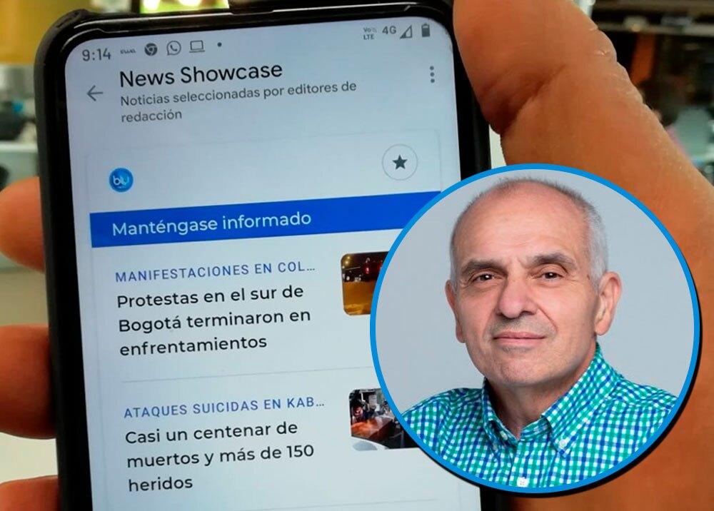 Google News Showcase - Marcelo Liberini
