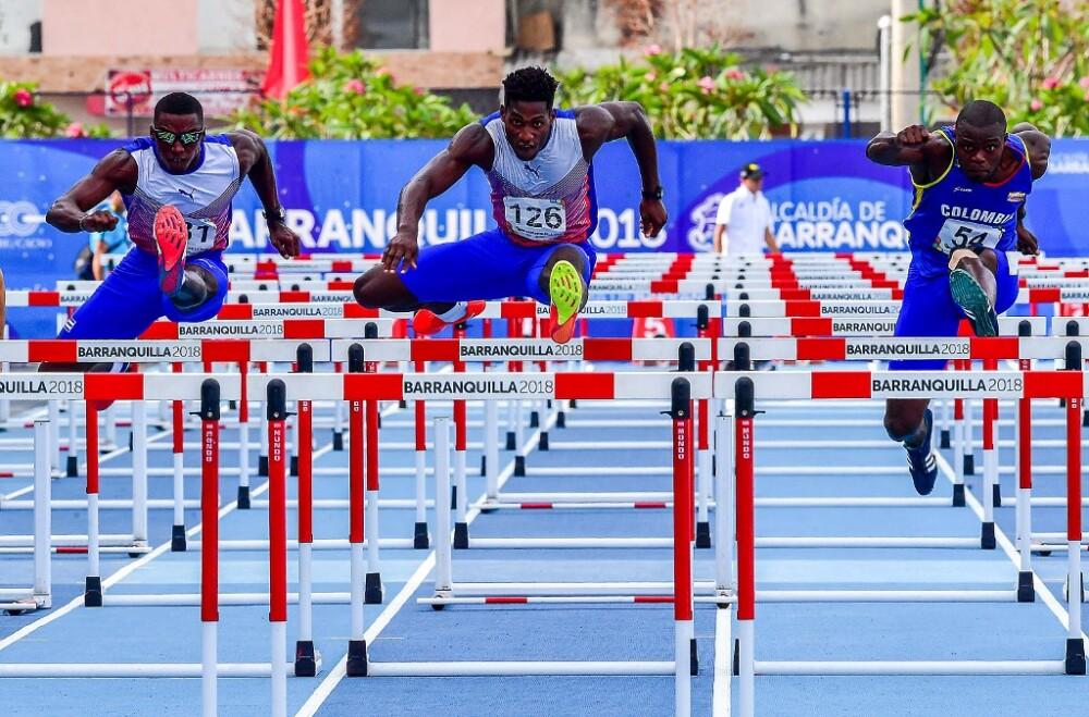 Juegos centroamericanos en Barranquilla 2018.jpeg