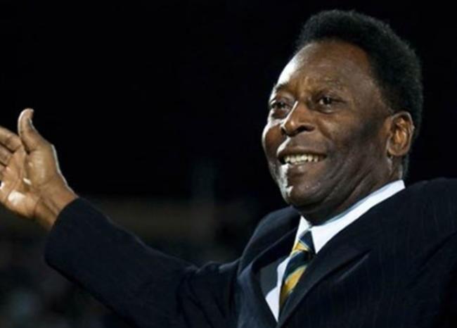 311161_Blu Radio / Pelé. Foto: AFP