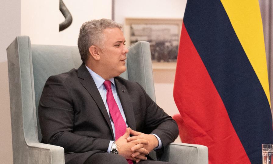 Iván Duque Presidente Colombia