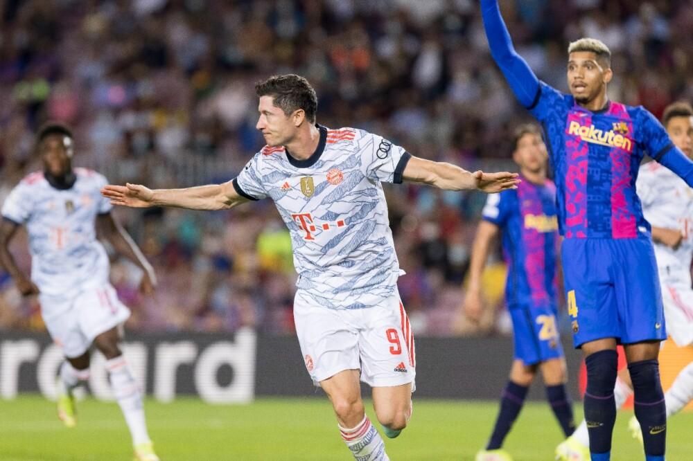 Bayern Múnich contra Barcelona, en Champions League
