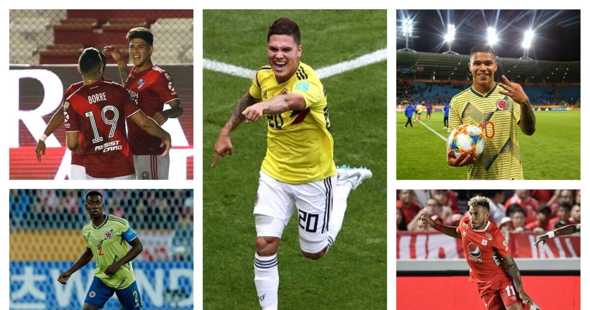 Reinaldo Rueda y los jugadores 'nuevos' que podrían tener oportunidades en Selección Colombia