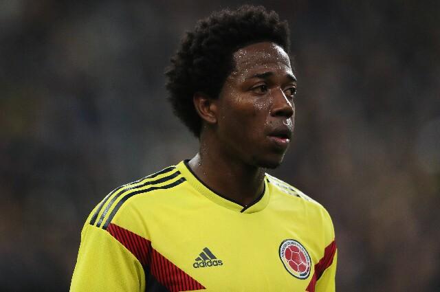 Carlos Sánchez, exjugador de la Selección Colombia