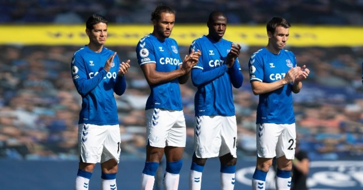 Ojos bien abiertos todos en el Everton: robaron en la casa de uno de los jugadores del plantel