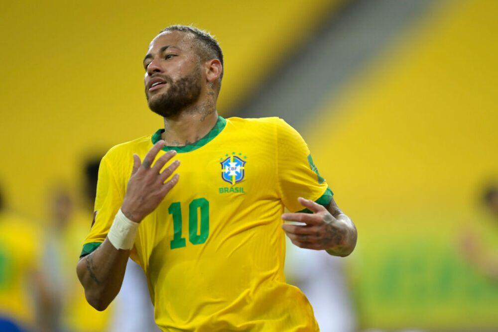 Neymar Jr. - Brasil