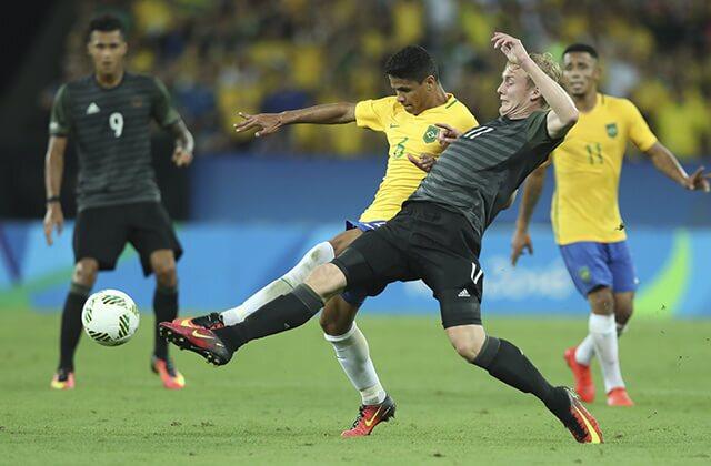 333489_Final del fútbol en los Juegos Olímpicos de Río