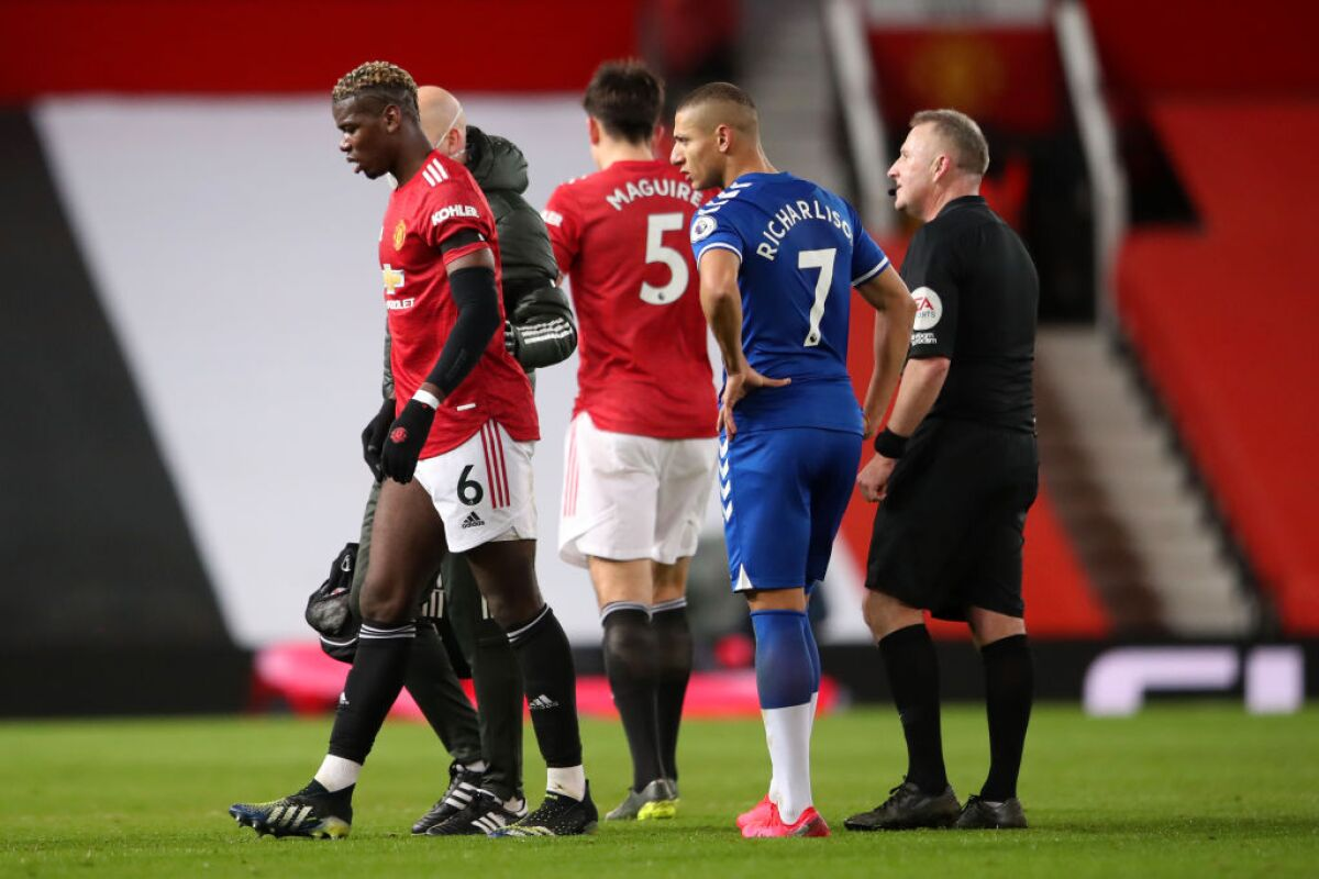 Resultado de imagen para Paul Pogba vs Everton