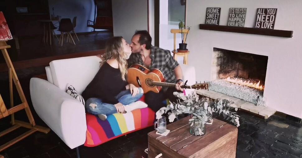 Laura y Juan en el Unión Festival Digital