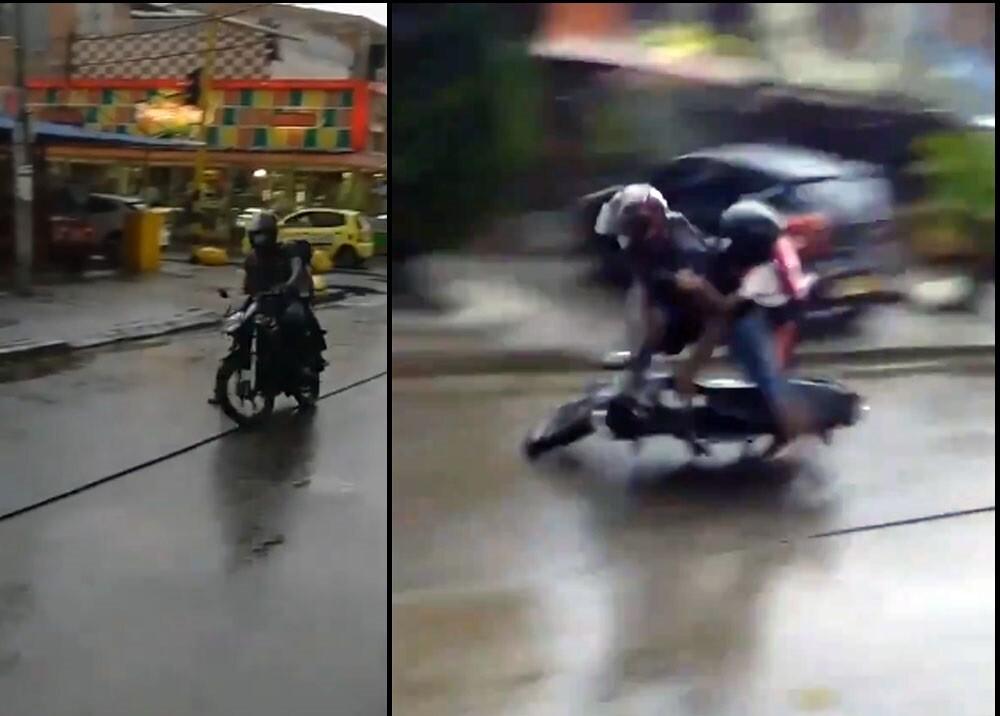 accidente de motociclilsta en cali.jpg