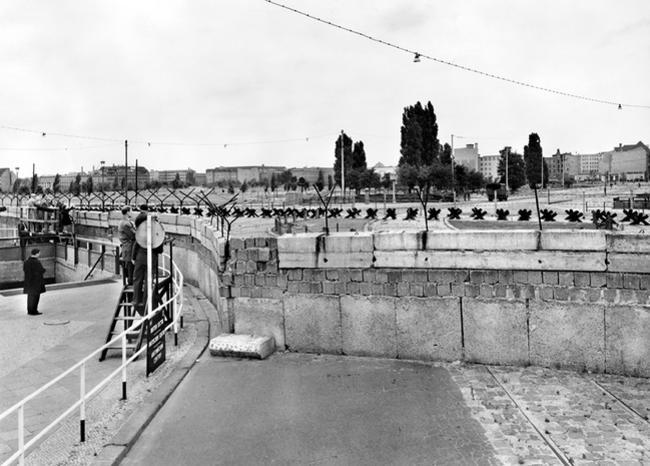 347954_BLU Radio// Muro de Berlín. Foto: AFP