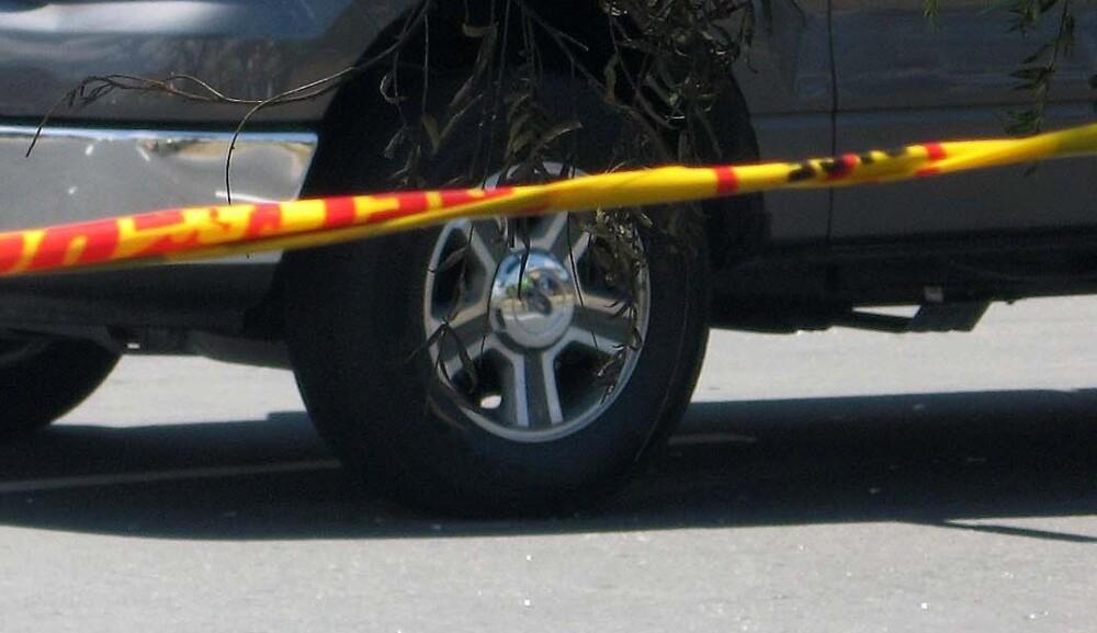 Mujer murió atropellada por los ladrones que le robaron la camioneta
