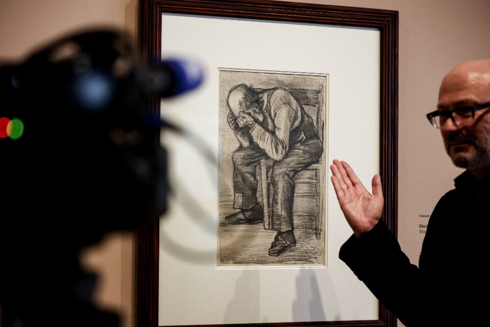Obra descubierta de Vincent Van Gogh