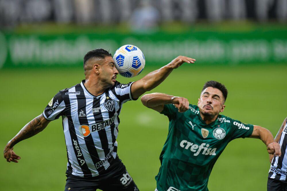 Atletico Mineiro v Palmeiras - Brasileirao 2021