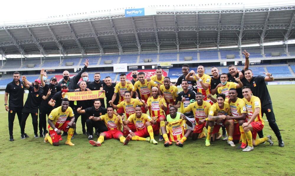Deportivo Pereira del fútbol profesional colombiano