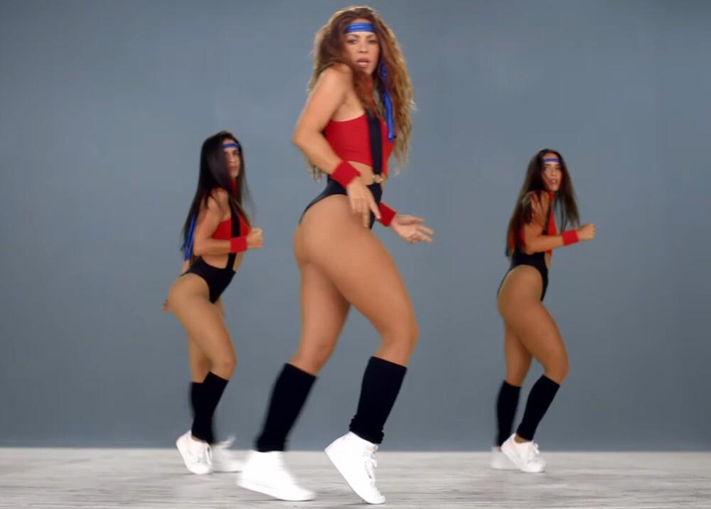 Video de 'Girl Like Me' de Shakira y BEP.jpeg