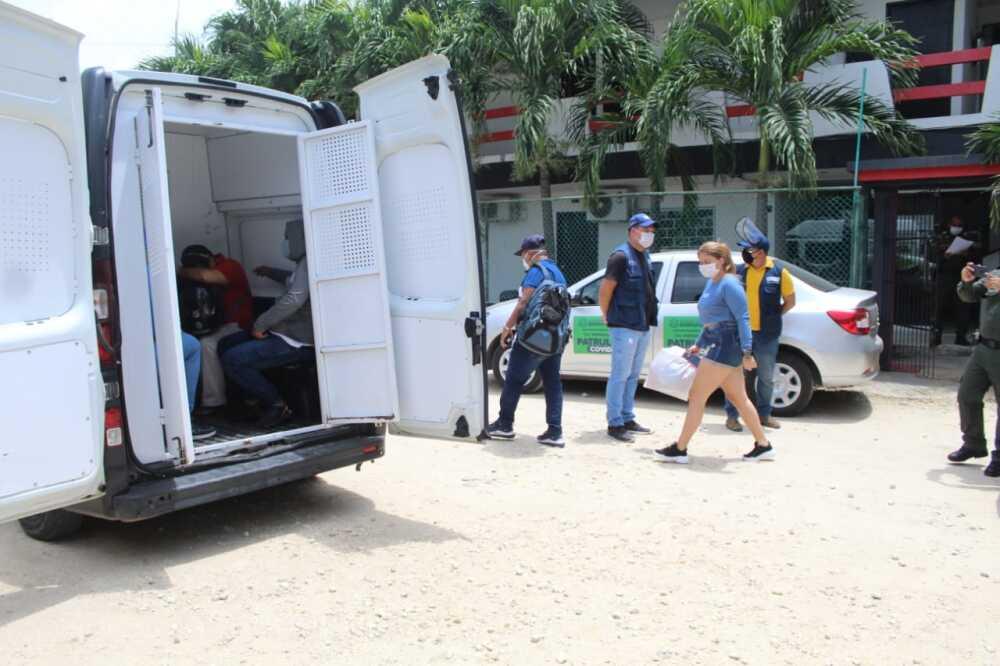 370382_BLU Radio // Cierran motel en Barranquilla // Foto: Policía Metropolitana