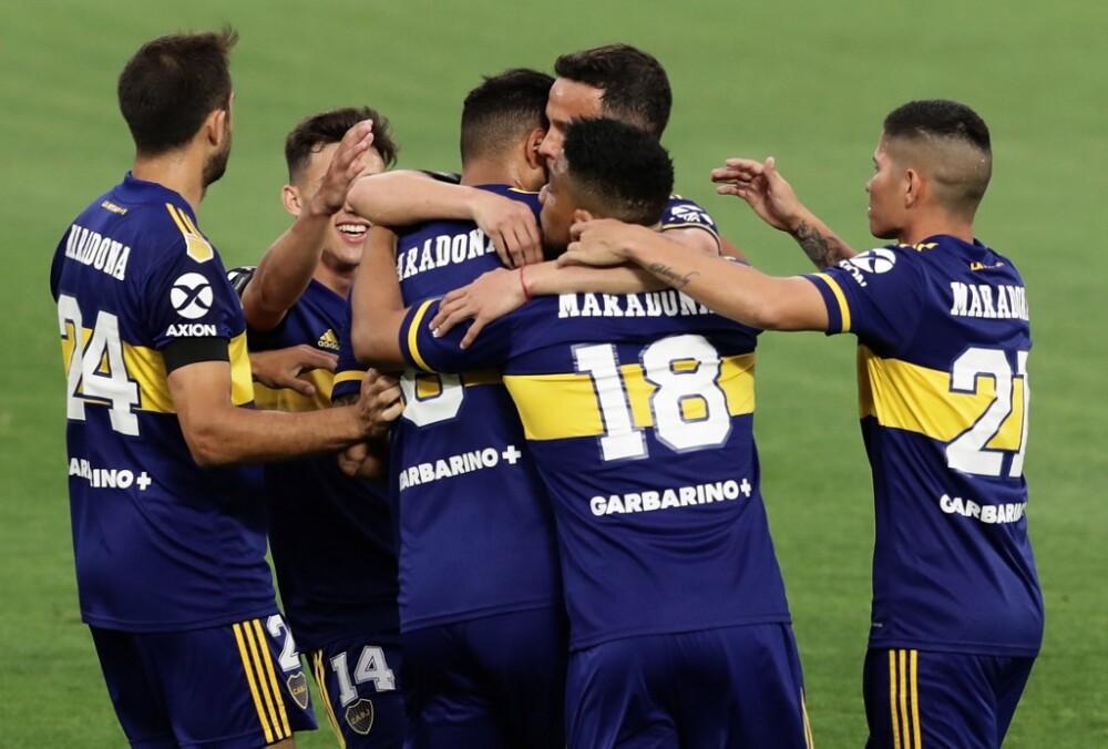 Boca Juniors, celebra