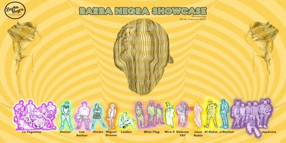 Barba Negra Showcase