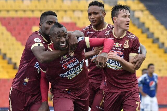 Deportes Tolima, campeón del fútbol colombiano