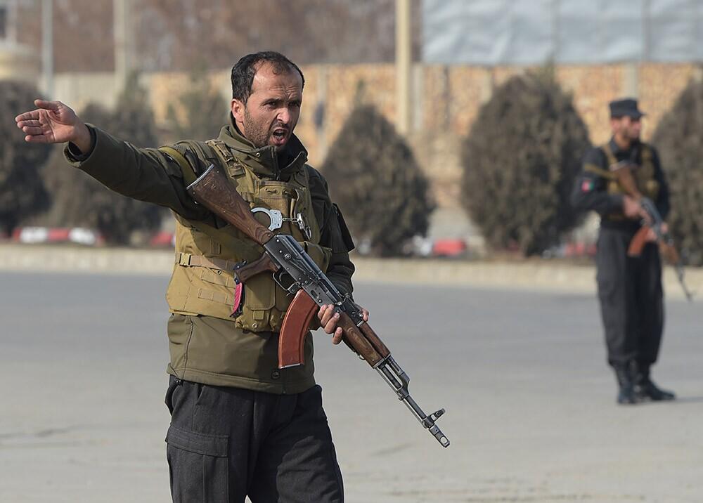 297686_BLU Radio. Ataque Afganistán / Foto: AFP