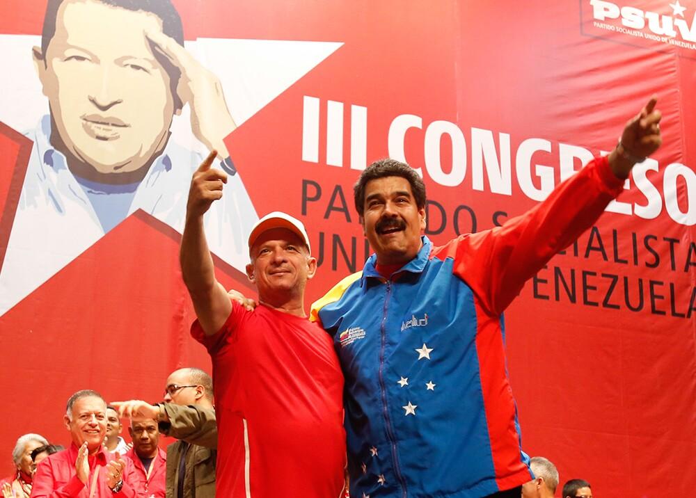 346090_Hugo Carvajal // Foto: AFP