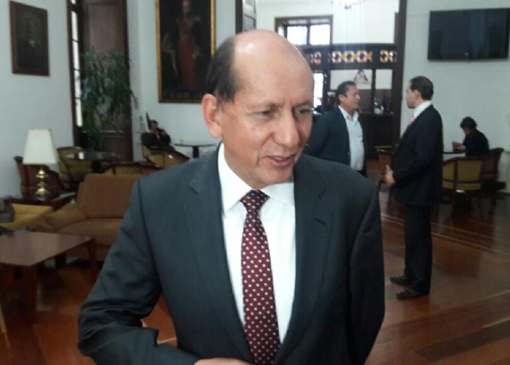 280744_Blu Radio. General R Luis Mendieta / Foto: Blu Radio