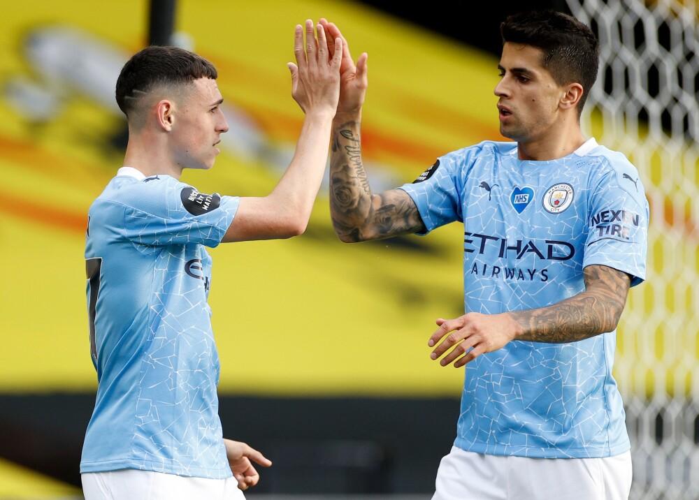 371813_Manchester City // Foto: AFP