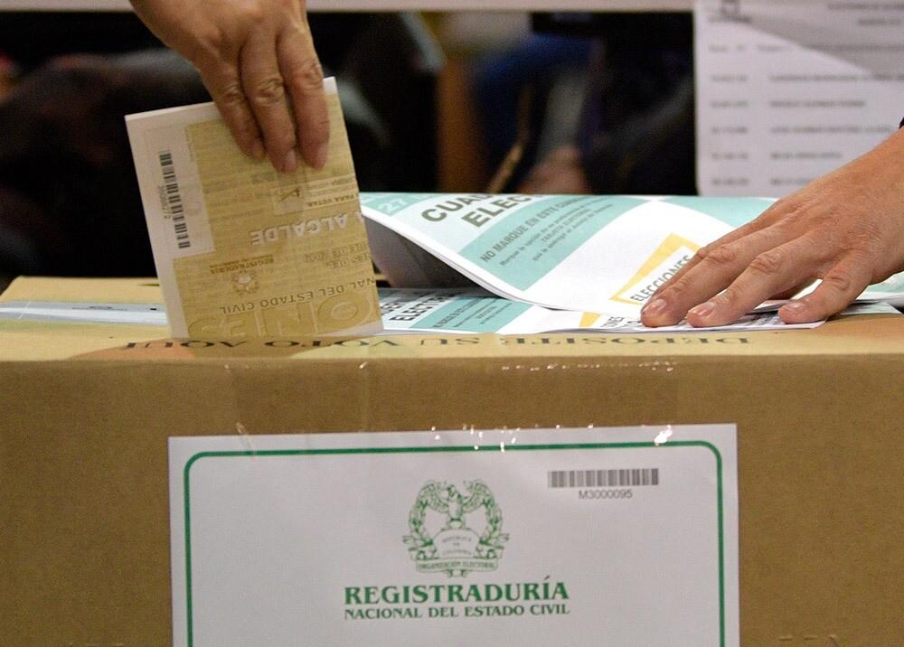 358148_Elecciones / Foto: AFP