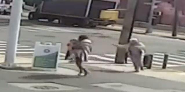 robo niña en nueva york