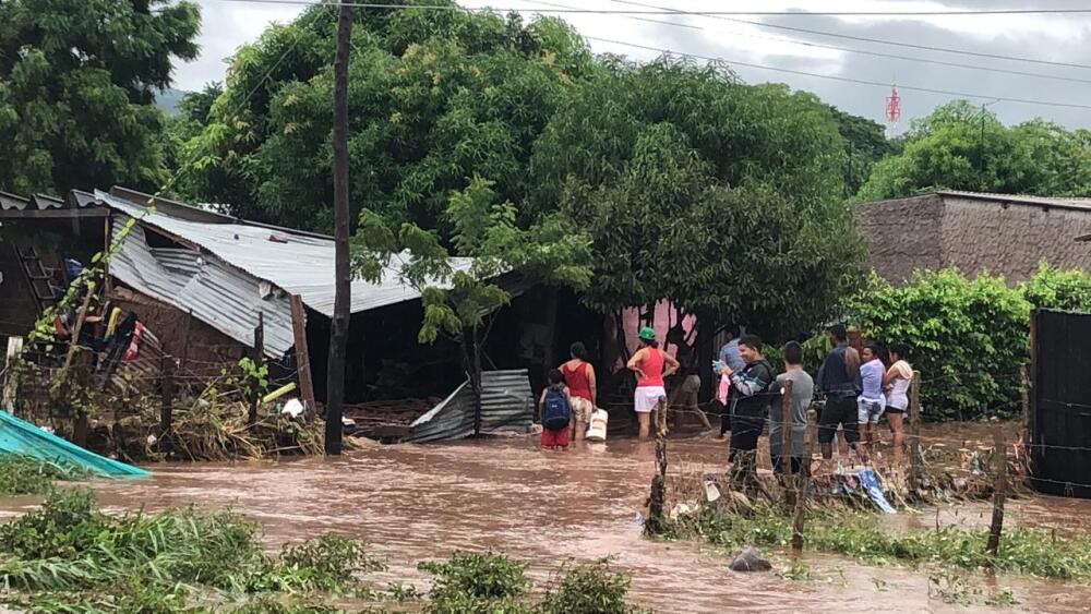 344165_BLU Radio // Inundaciones // Foto: Policía Cesar