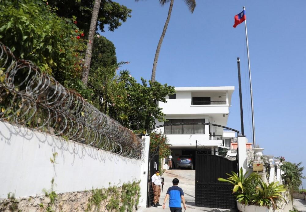Embajada de Taiwán