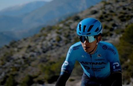 Harold Tejada fue protagonista en la etapa reina del Tour de Provence.