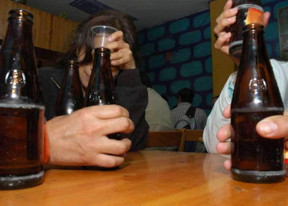Consumo de licor