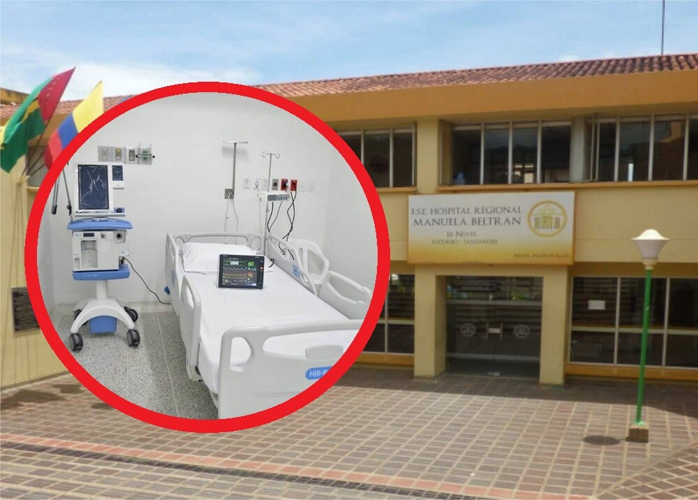 367250_Hospital Manuela Beltrán del Socorro; Santander / Fotos: suministradas