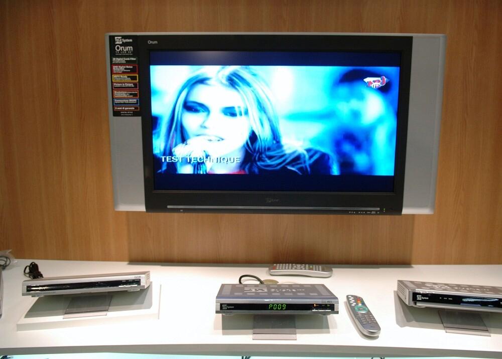 140327_BLU Radio. Televisión / Foto: Referencia AFP