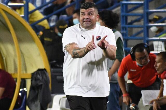 David Montoya, técnico interino del Independiente Medellín