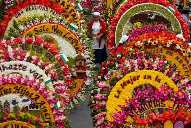 Así se celebrará la Feria de las Flores de Medellín 2020