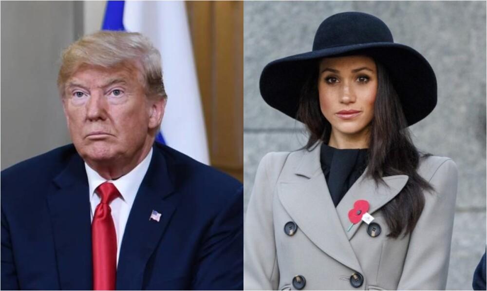 Donald Trump y Meghan Markle .jpg