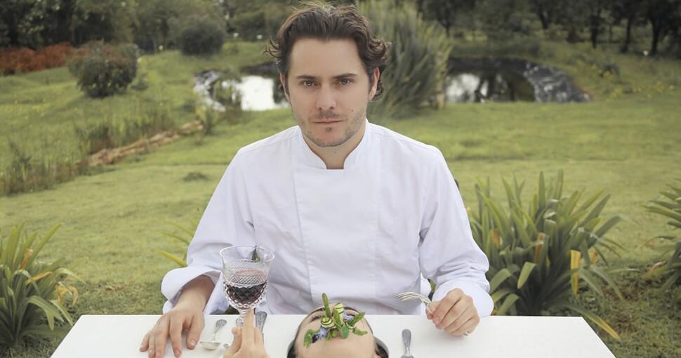 Murió Alejandro Cuéllar, famoso chef colombiano.