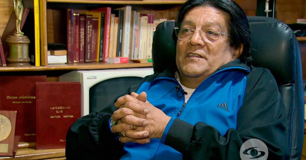 Edgardo Román vuelve a la televisión de la mano de La Gloria de Lucho