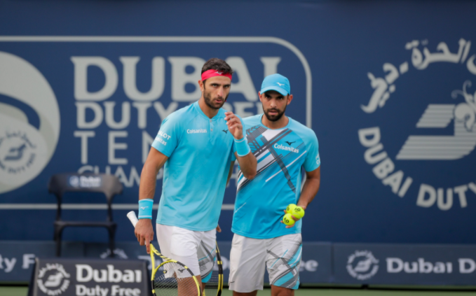Juan Sebastián Cabal y Robert Farah estarán en el ATP 500 de Barcelona.