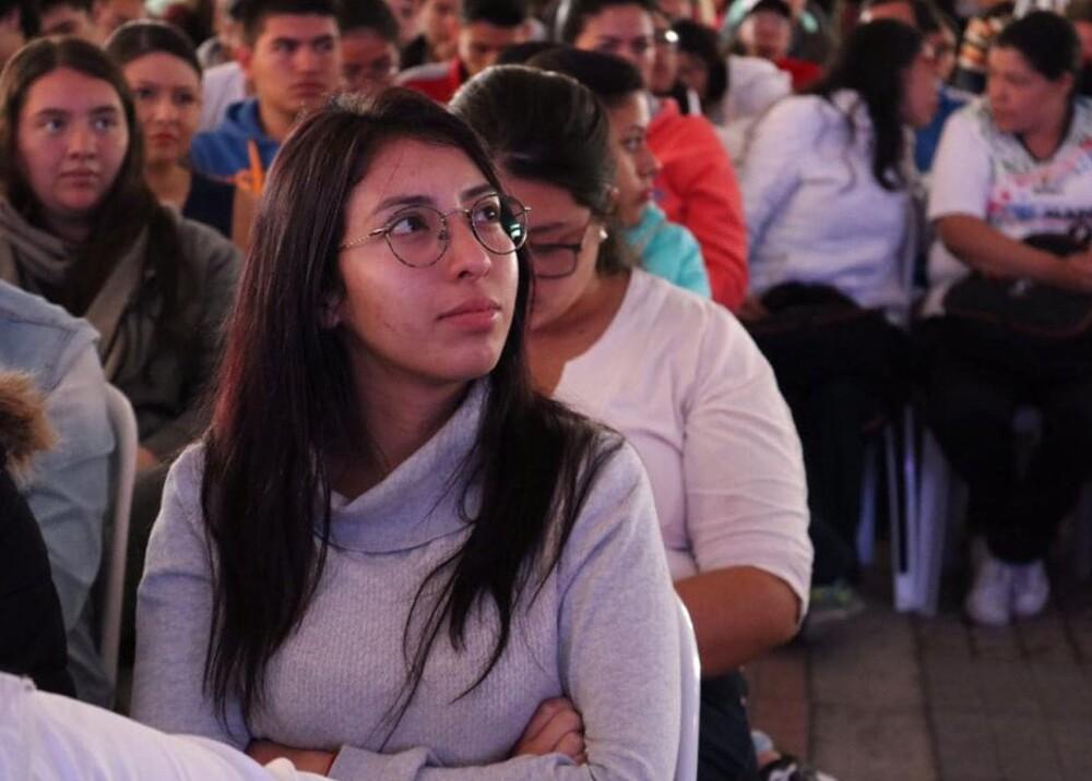 318070_BLU Radio // Estudiantes universitarios // Foto: Alcaldía de Madrid - imagen de referencia