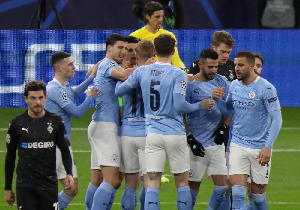 Manchester City. Foto: AFP