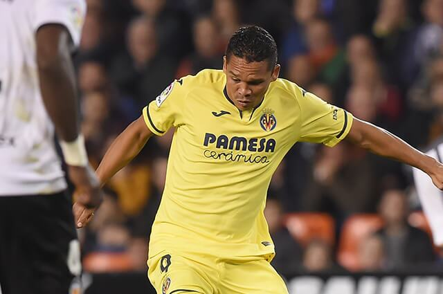 332857_Carlos Bacca, jugador colombiano en el Villarreal